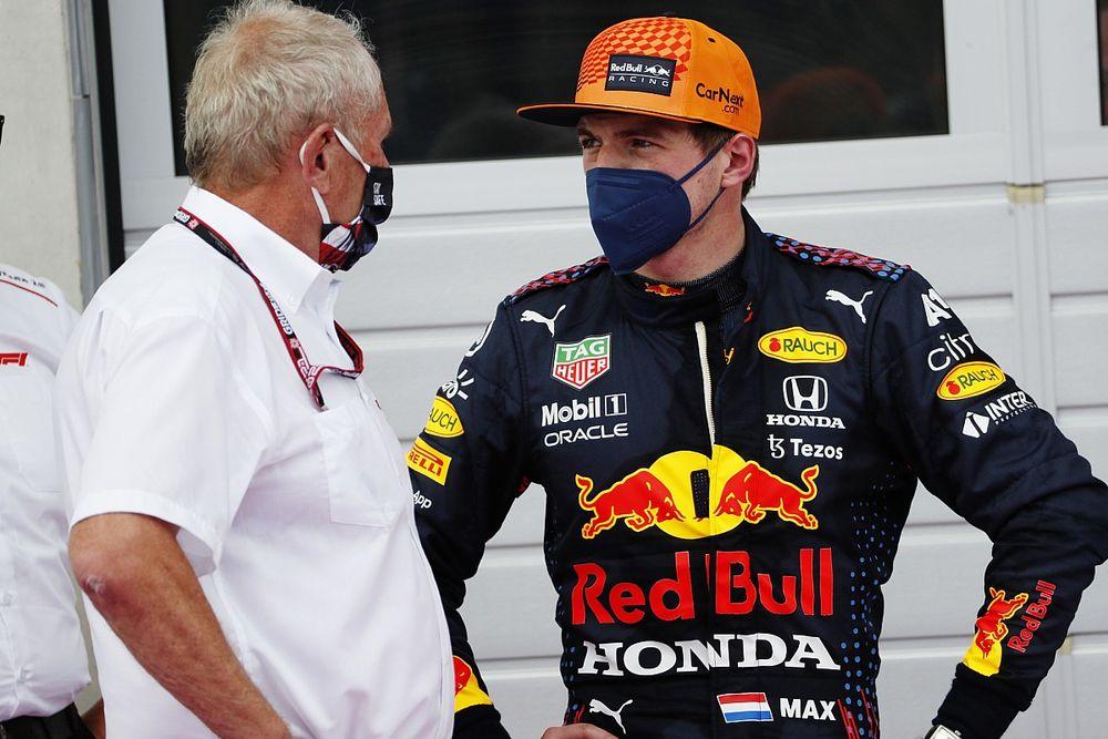 Марко: Сейчас Макс почти не ездит на полной мощности