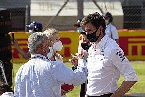 Horner: Onacceptabel dat Wolff naar de stewards is gegaan