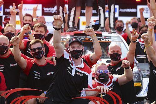 Jari-Matti Latvala Beberkan Kunci Sukses Toyota di WRC 2021