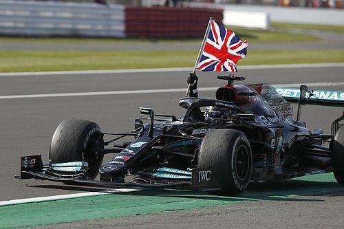 Update Klasemen F1 2021 Usai GP Inggris: Berjaya di Kandang, Hamilton Pangkas Poin
