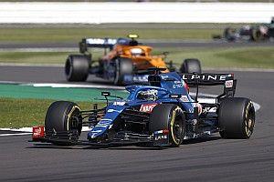 Alonso : Alpine a perdu trop de terrain sur McLaren