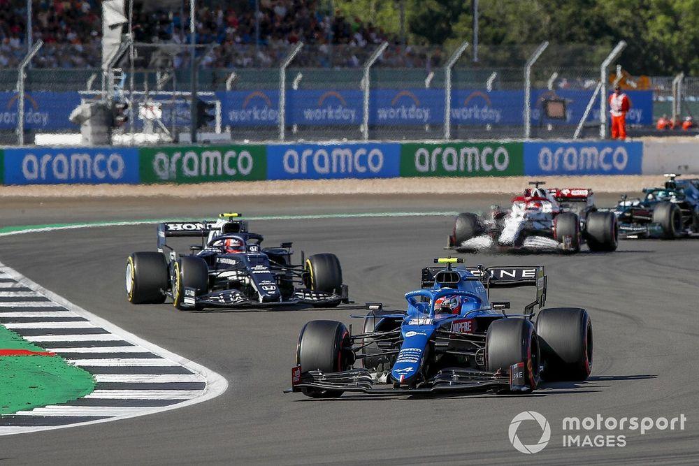 "Ocon: ""Fighting spirit"" Alpine's big strength in F1 battle for fifth"