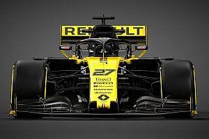 Fotogallery: la Renault R.S.19 di Ricciardo e Hulkenberg