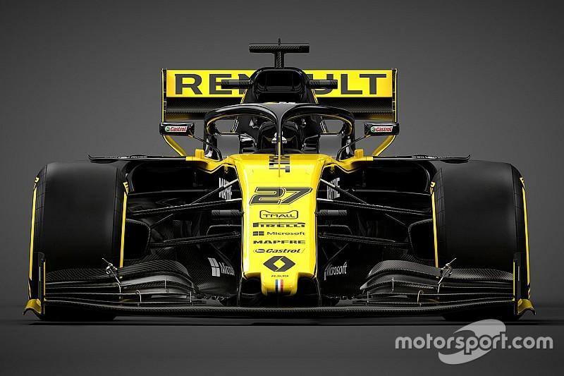 Kakasülő és postaláda: technikai részletek a Renault RS19-ről