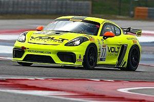 COTA GT4 America: Hindman/Brynjolfsson just win SprintX race two
