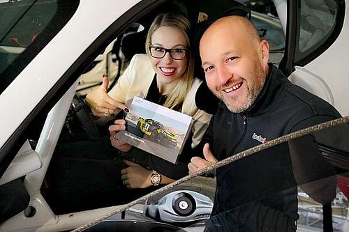 Un 2019 all'insegna del mondo Porsche per la svizzera Marylin Niederhauser
