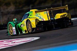 Polski Ligier LMP3 w czołowej trójce