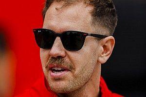 Képeken az F1-es pályabejárás Kínából: Vettel, Ferrari és a többiek