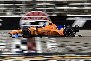 "Alonso expects IndyCar to be ""trickier"" after Texas test"