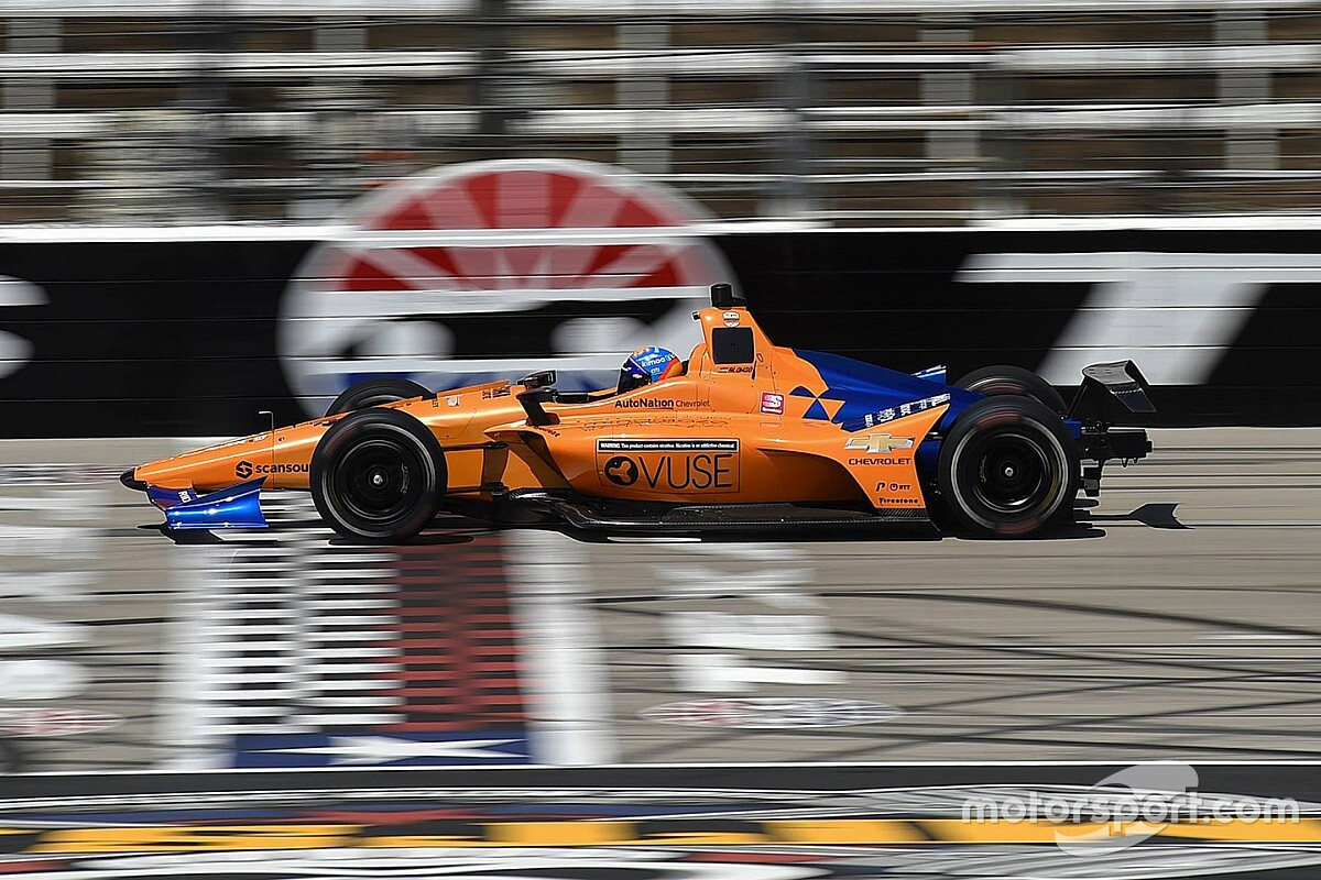"""Alonso expects IndyCar to be """"trickier"""" after Texas test"""