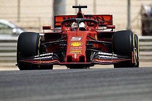 Vettel marca el ritmo en la mañana de Bahréin