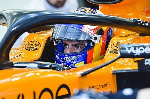 Sainz szerint sokat fejlődhet a McLaren, köszönhetően a késői kezdésnek