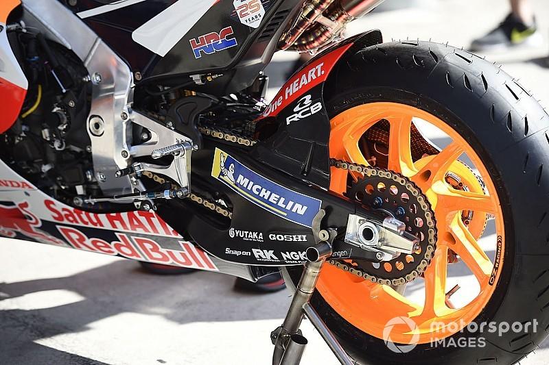 Honda ripropone il suo spoiler ad Aldridge, ma stavolta con un'altra funzione!