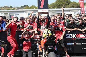 """Ducati: """"Travailler comme si on avait perdu la course"""""""