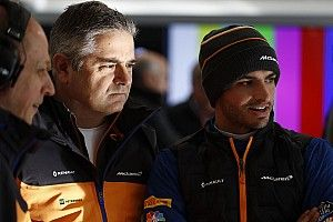 A McLaren addig nem pihen, amíg nem az övék az első két hely