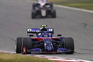 Albon diminta tampil agresif di GP Tiongkok