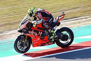 Test Ducati SBK: Bautista scopre Imola e la Panigale V4 sul bagnato