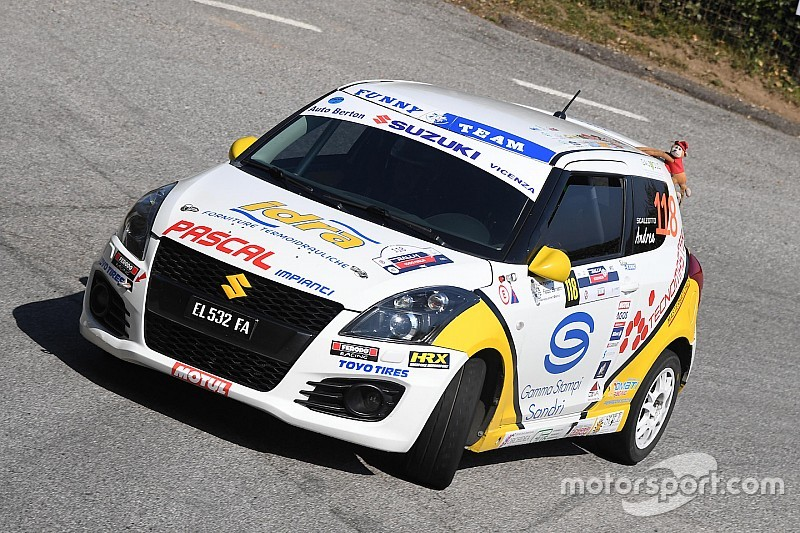 La Suzuki Rally Cup torna in scena in Friuli