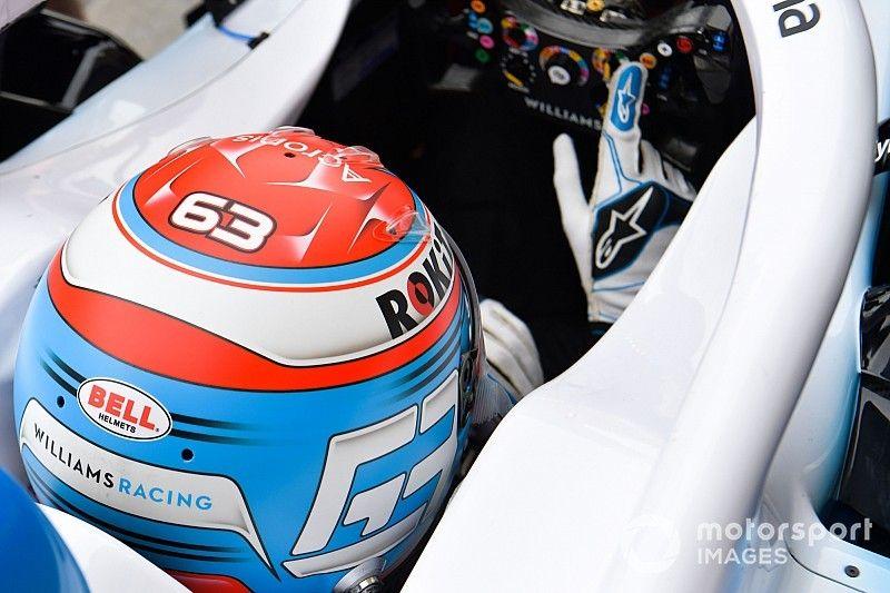 """Russell cree que el cockpit estándar es """"el siguiente paso"""" de la F1"""