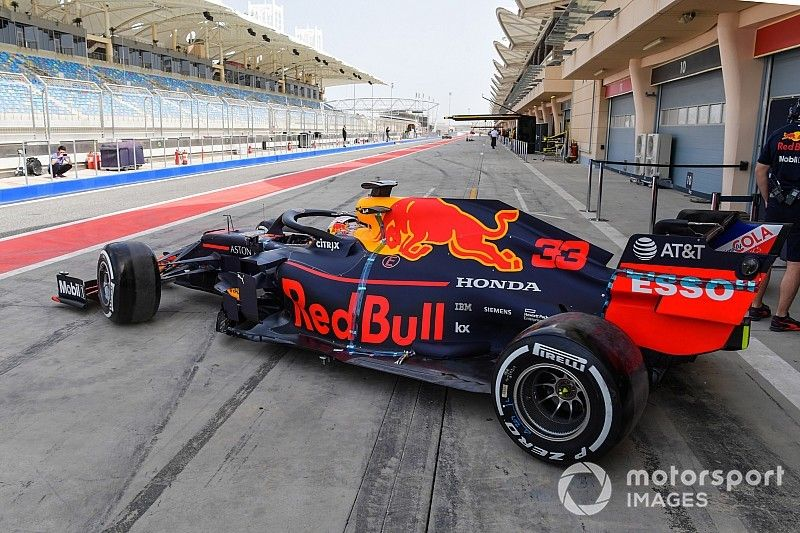 Red Bull: Verstappen ha lavorato sulle variazioni di altezza della RB15