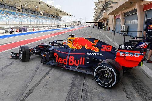 Trudny w ustawieniu samochód Red Bulla