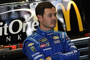 "Kyle Larson's ""clean day"" produces first top-five of season"