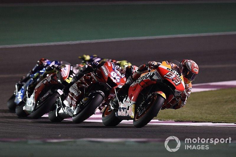 "Marquez: ""Dovizioso answered my pre-race prayers"""