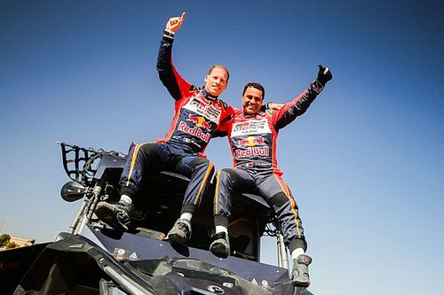 Merzouga Rally: Al-Attiyah and van Beveren complete victories
