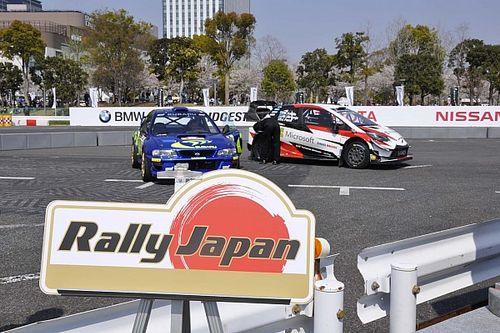 Reli Jepang Bersiap Jadi Event Penutup WRC 2021