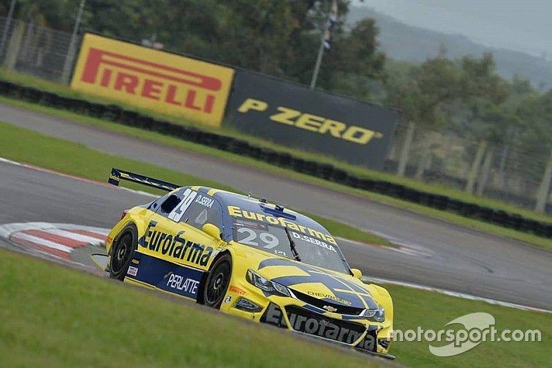 Serra mostra força e lidera segundo treino da Stock Car no Velo Città