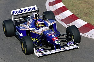 GALERÍA: Todas las victorias de Jacques Villeneuve en la F1