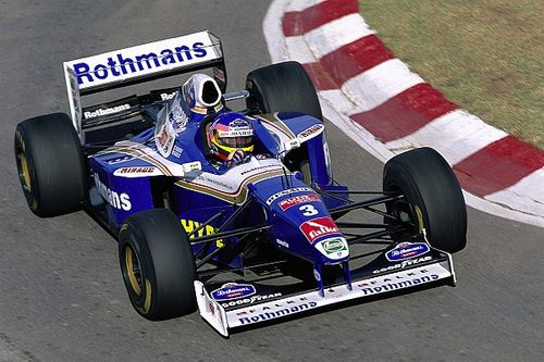 Gallery: All of Jacques Villeneuve's F1 race wins