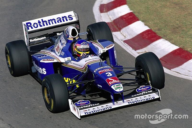Photos - Toutes les victoires de Jacques Villeneuve en F1
