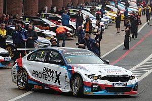 Donington BTCC: Dominant Turkington takes pole by six tenths