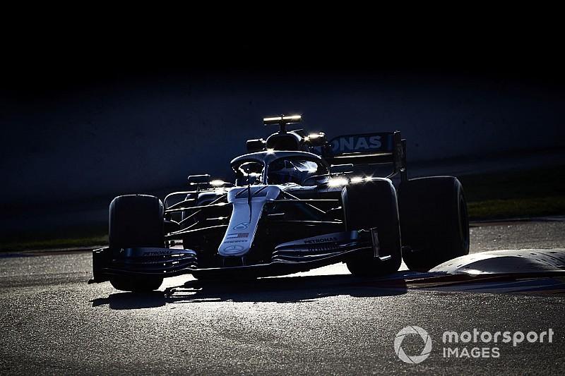 A Mercedes a 2019-es F1-es szezon előtt: 5535 kilométer – a rejtőzködő?