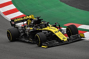 Hulkenberg bate Albon e lidera primeira semana de testes da F1