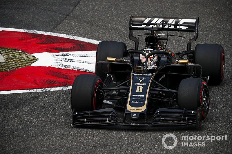 Haas to strengthen front wings after FP2 failure