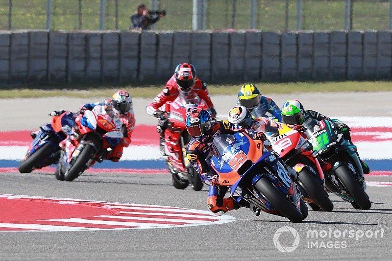 """Indignación colectiva por el asfalto en Austin: """"No cumple los estándares de MotoGP"""""""