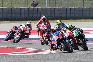 "Espargaro: ""Dangerous"" COTA ""not at the level of MotoGP"""