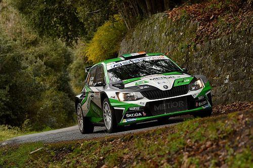 Breen vola sul bagnato, beffa Campedelli e vince in volata il Rallye Sanremo!