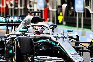 """Hamilton blij met progressie Mercedes: """"Maar we kunnen nog beter"""""""