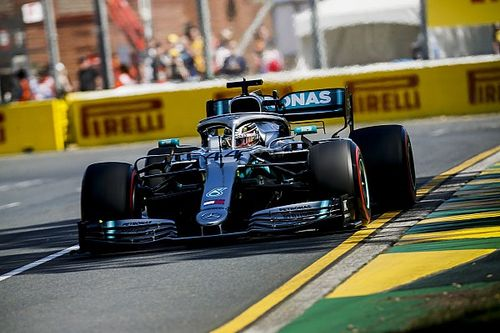 FP2 GP Australia: Hamilton pimpin Bottas, Mercedes 1-2