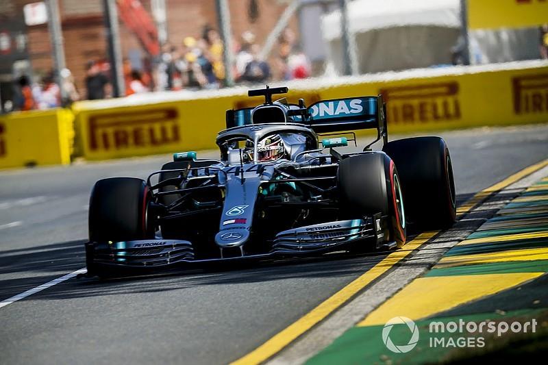 澳大利亚大奖赛FP2:汉密尔顿继续领跑,莱科宁稳居前六
