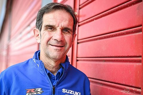 Suzuki Konfirmasi Kepergian Davide Brivio