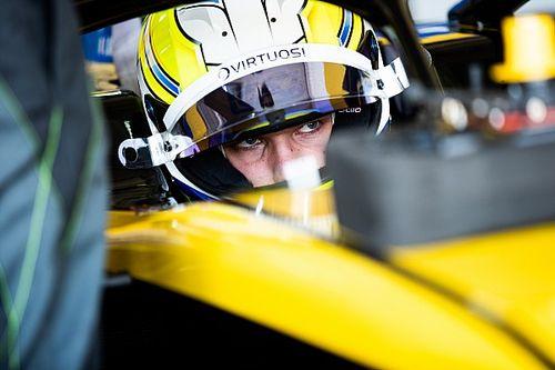 F2, Baku: Ghiotto piazza la zampata nelle Libere, Mick Schumacher ottiene il sesto tempo