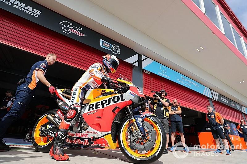 Márquez: Dovizioso está rápido em um circuito que no ano passado era difícil