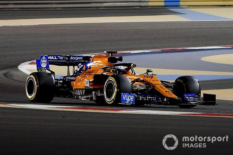 """Sainz: Bahrain result """"unthinkable"""" three months ago"""