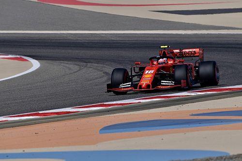 Ferrari mantiene el dominio antes de la calificación
