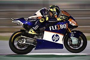Moto2: Baldassarri resiste a Luthi e in Qatar suona ancora l'inno italiano
