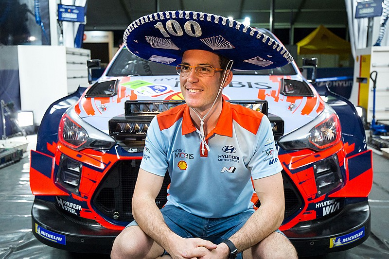 WRC: Hyundai sfrutterà il Rally Ypres per fare ulteriori test con una i20 Plus e Neuville